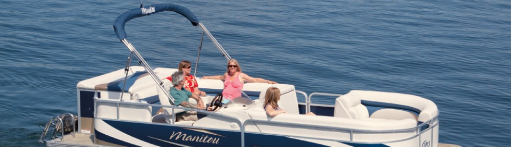 What Are the Different Types of Pontoon Boat Tops