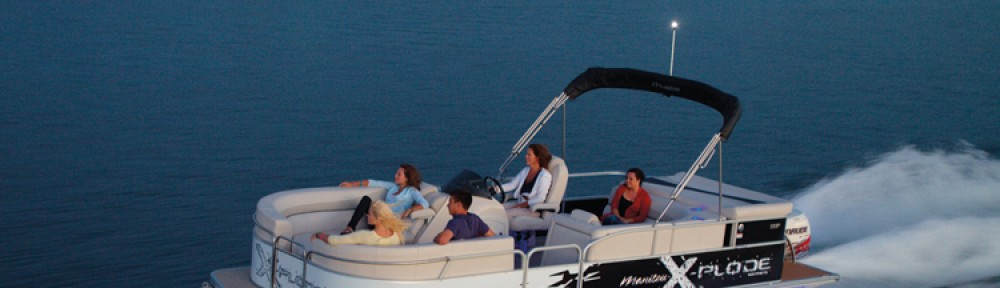 What Are the Different Types of Pontoon Covers